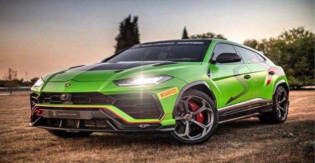 Dos vistas previas de los Lamborghini Finales del Mundo