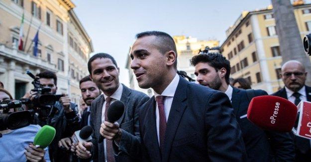 El M5s va a votar en los nuevos líderes de la cámara de representantes y el Senado, Maio miedo de los condes