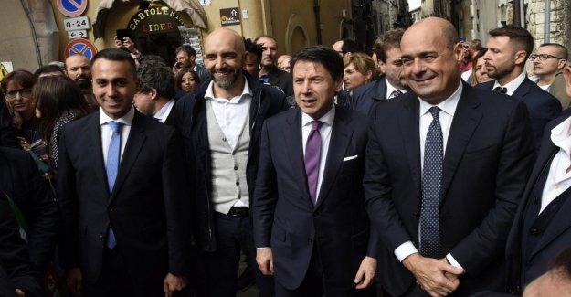 El centro de forjado en la región de Umbría, Zingaretti: la Controversia sobre la maniobra no ha ayudado. En la Dp parte del ataque a un acuerdo con el 5S
