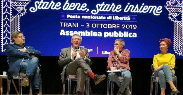 El ex Ilva y pensiones, Landini da Trani, conocida como la línea de la Cgil: Respetar los acuerdos sobre el medio ambiente y el trabajo