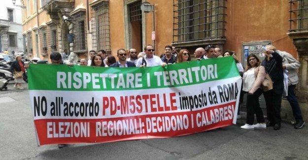 El nombre de Oliverio protesta para el Nazareno: En Calabria, el candidato debe ser elegido con la primaria