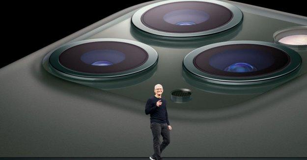 En 2020, Apple va a lanzar tres iPhone con el 5G
