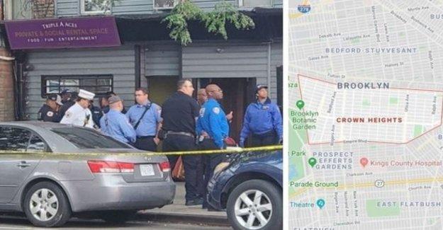 Estados unidos: tiroteo en Nueva York, el 4 de muerto y tres heridos