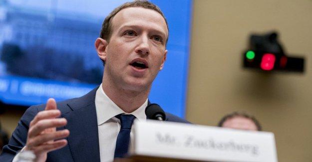 Facebook, representantes de 40 Estados participantes en la investigación antimonopolio