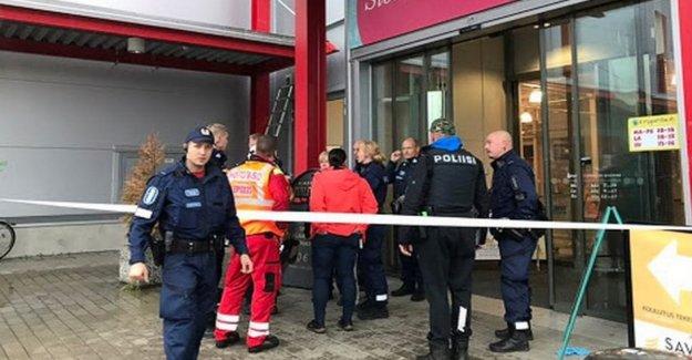 Finlandia, armado con una espada en contra de los estudiantes: un muerto y 10 heridos