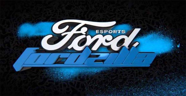 Fordzilla equipo de Ford, el ataque de los esports