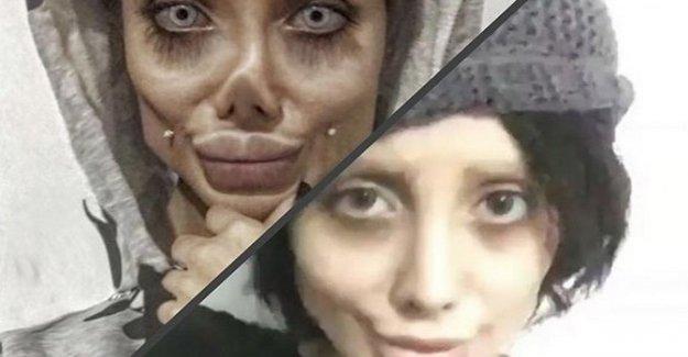 Irán, detenido por la blasfemia Sahar Tabar: la estrella de Instagram que quieren parecerse a la novia cadáver