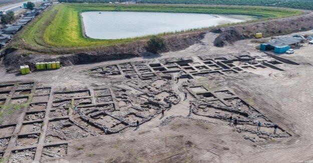 Israel, descubrió la megalópolis de 5 mil años: Es la Nueva York de la edad de Bronce, y se va a reescribir la historia