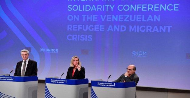 La alarma de la Ue y la Onu: después de Siria, una segunda crisis humanitaria es Venezuela
