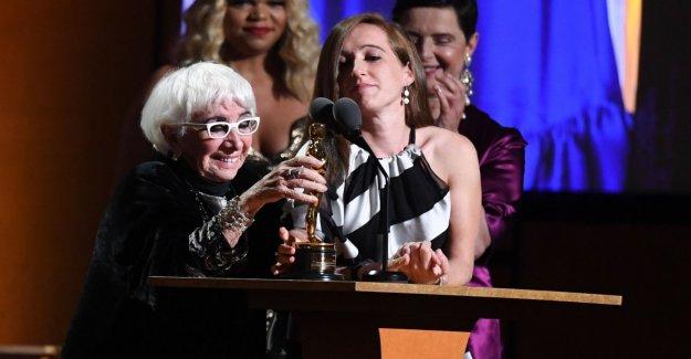 La carrera de los Oscar, Lina Wertmüller: Una emoción fuerte