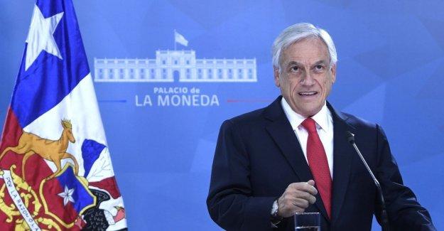 Las protestas en Chile, el presidente Piñera pide perdón y promete reformas