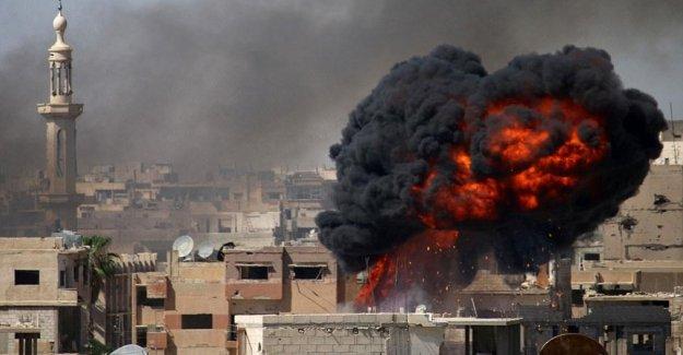 Libia, 7 niños muertos en un autosrada 16 Km de Trípoli, hirieron a otros muchos