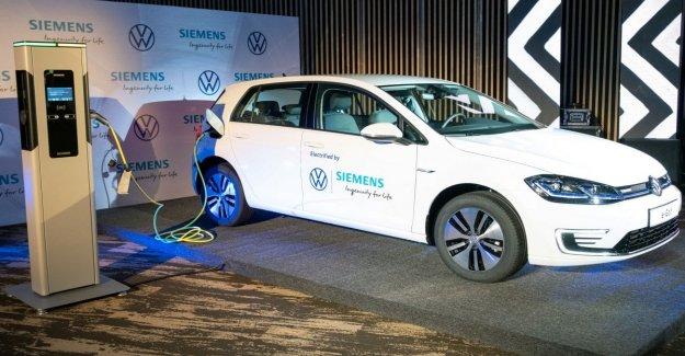 Los coches eléctricos, la lluvia de dinero