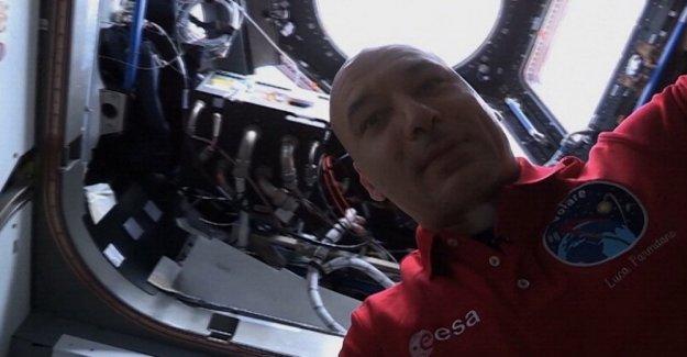 Mañana Luca Parmitano es el comandante de la Estación espacial. El primer italiano