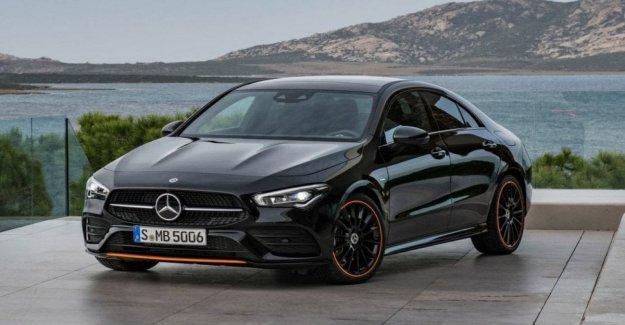 Mercedes CLA, y el deseo de AMG