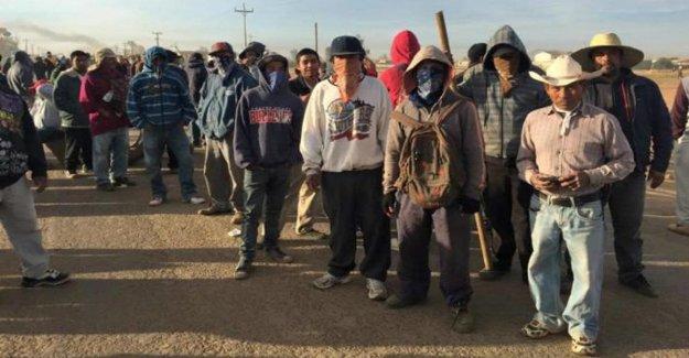 México, continúe con el tráfico de migrantes son explotados en el trabajo