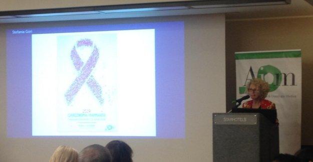 Mutación en el gen BRCA, que salvar más vidas mediante el control de toda la familia