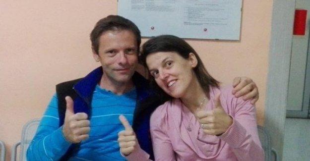 Nanda y Nini: a Pesar de que el tumor, juntos vamos a mover todas las nubes en nuestro camino