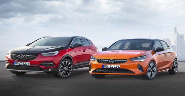 Opel: 8 modelos electrificada por el 2021