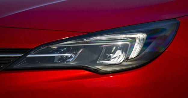 Opel, más luz, menos emisiones
