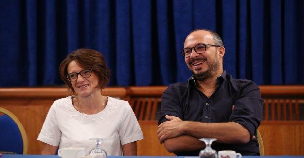 Palermo, el ministro también Habló de la política de la escuela renziana: a Cambio de la seguridad de decreto, pero sin improvisación