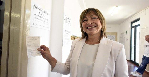 Que es Donatella Tesei, el neogovernatice que quiere la Alta Velocidad en Umbría