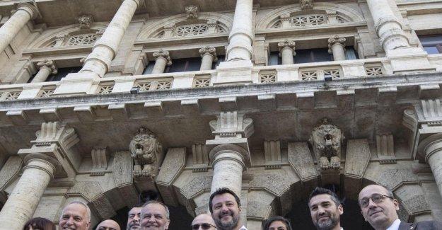 Reformas, Melones y Salvini quiere la elección directa del Jefe de Estado