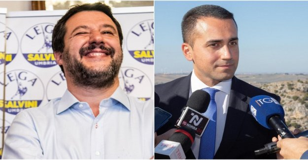 Regional de Umbría, los ganadores y perdedores: cómo cambiar los precios de los grandes de la política