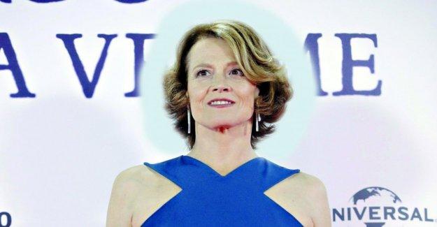 Sigourney Weaver, la mujer es 'fuerte' en el cine ella es de 70 años y ahora regresa con 'Avatar' y 'Ghostbuster'