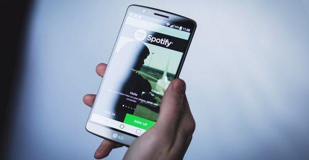 Spotify, listas de reproducción, ahora también hay podcasts
