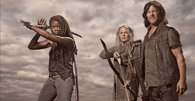 'The Walking Dead', viene el décimo de la serie en Fox