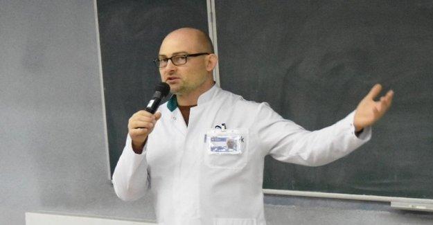 Un científico ruso que quiere modificar el genoma humano para prevenir la sordera