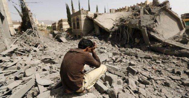 Yemen, el italiano bombas involucrados en el conflicto: la situación después de la suspensión de los suministros de