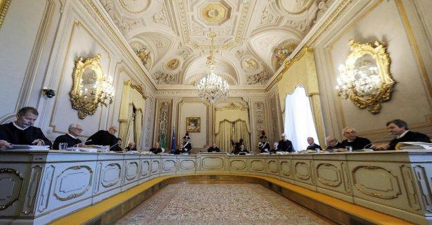 A ver, Petitti nuevo juez de la corte constitucional. Cartabia favorito para la presidencia