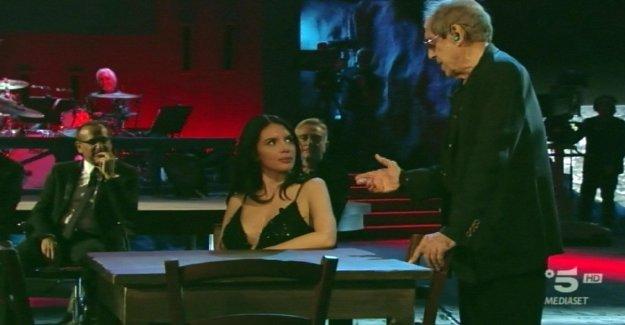 'Adrian', Adriano Celentano torna en la televisión con un cuento con moraleja, ecologista, la Tierra está enojado con el hombre
