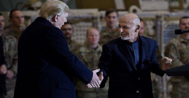 Afganistán para reanudar las conversaciones de paz entre estados Unidos y los talibanes