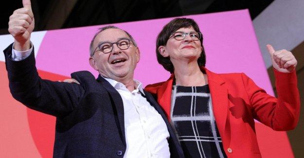 Alemania, sobre la base de la Spd apoya a los disidentes: en riesgo la coalición de gobierno