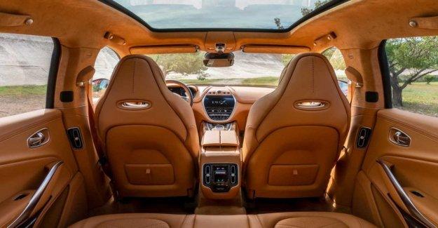 Aston Martin DBX, aquí están los precios
