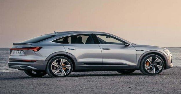 Audi e-tron Sportback, el suv eléctrico se convierte en un coupe