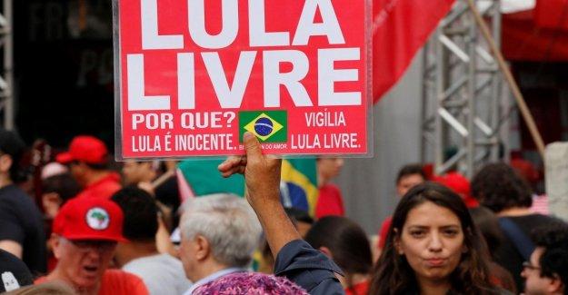 Brasil: Lula es gratis, el tribunal acepta la petición de la defensa