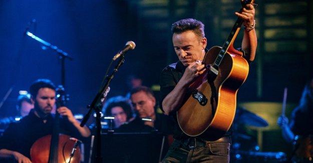 Bruce Springsteen, un viaje a través de los pensamientos y la música en el docu-film 'Oeste de Estrellas'