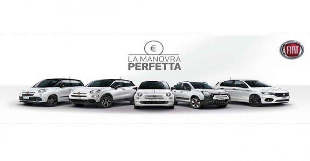 Carrera perfecta, la idea de Fiat y Lancia