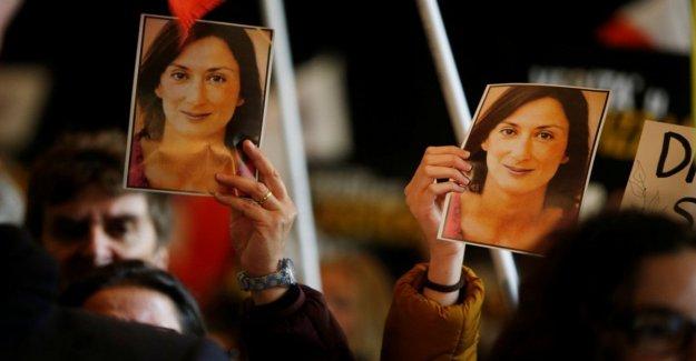 Caruana Galitzia, que fue arrestado en Malta un presunto intermediario en el asesinato de la periodista