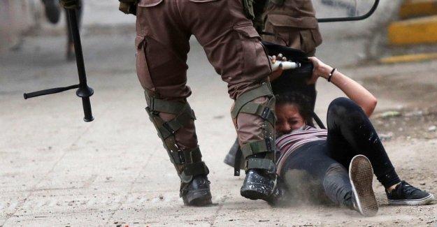 Chile: las protestas sociales, los expertos de la Onu condenar el uso excesivo de la fuerza