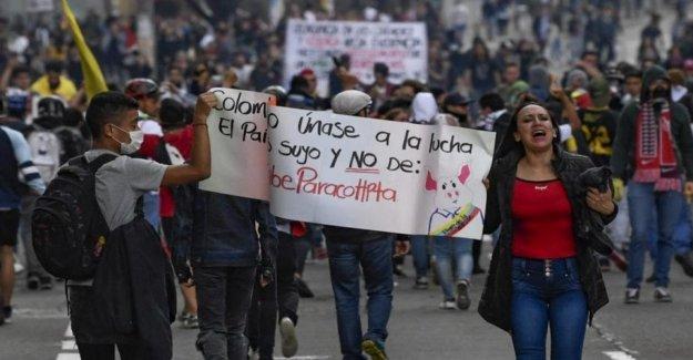 Colombia, la guerra de las Farc se reinicia entre las protestas populares, la represión violenta en contra de los nativos