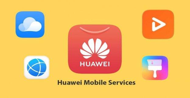 Cómo funciona la llamada de américa el uso de los servicios de Google en Huawei