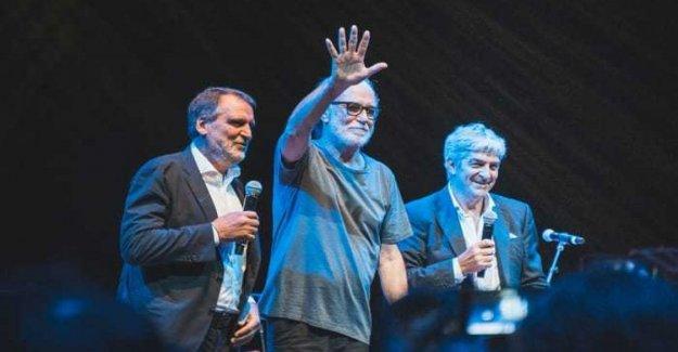 De Gregori entre Rossi y Tardelli: somos La historia