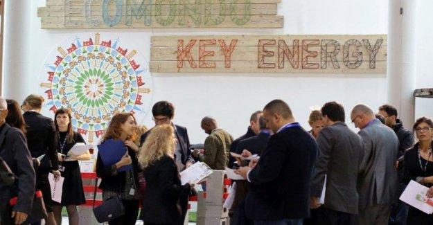Ecomondo es la economía verde en la época del New Deal Verde