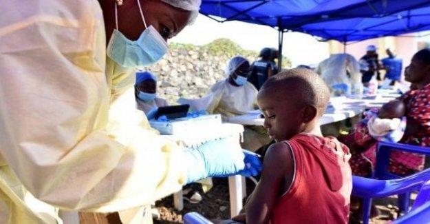 El Que se aprueba la primera vacuna del mundo contra el virus del Ébola