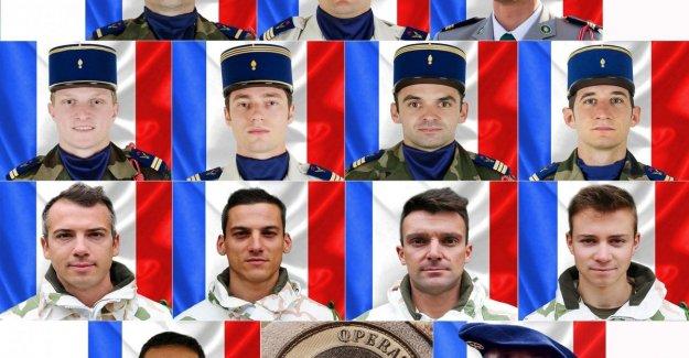 El Vietnam de Francia, muerto a 13 soldados en Mali durante una operación de rescate